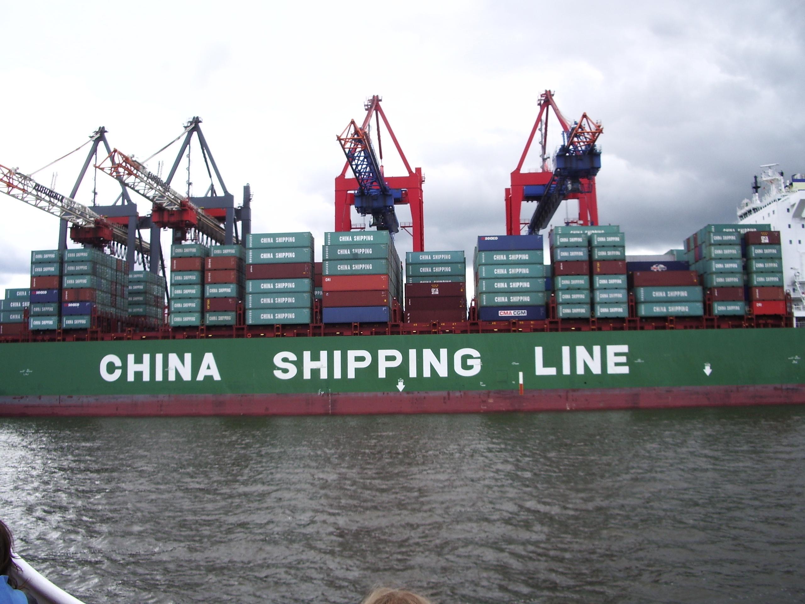 Resultado de imagen para comercio exterior de china